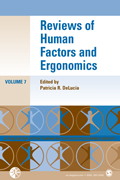 eviews of Human Factors & Ergonomics